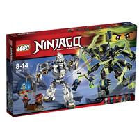 LEGO Ninjago 70737 Битва механических титанов