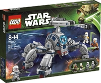 LEGO Star Wars 75013 Мобильная тяжёлая пушка