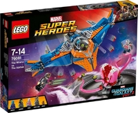 LEGO Marvel Super Heroes 76081 Милано против Абилиска